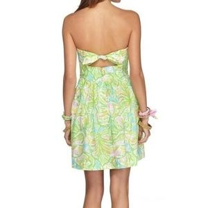 Lilly Pulitzer Dresses - Lilly Pulitzer   Richelle Dress in Elephant Ears 0